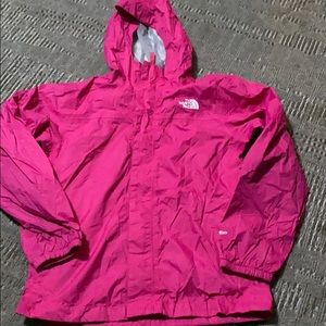 The north face jacket size 14-16